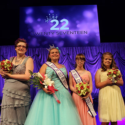 Miss 22 Qutie Winners 2017